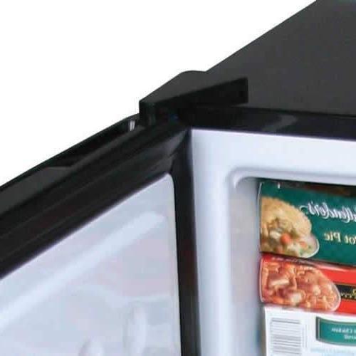 EdgeStar 1.1 Cu. Ft. Convertible Refrigerator or Freezer Stainless Steel