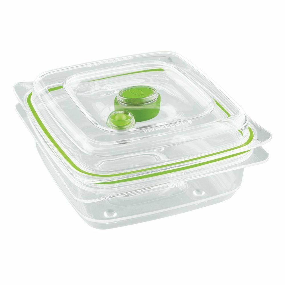 FoodSaver 1, Clear