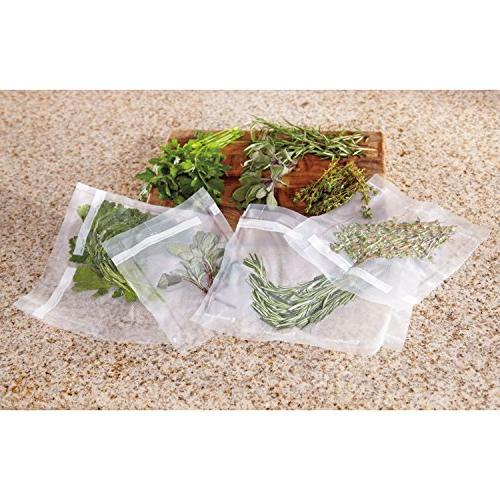 Vacuum Bag with BPA-Free Multilayer Count