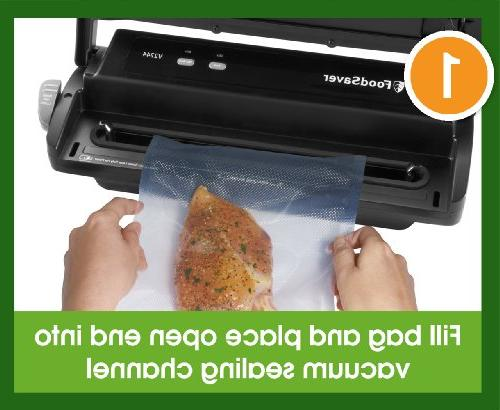 Foodsaver Sealer Black