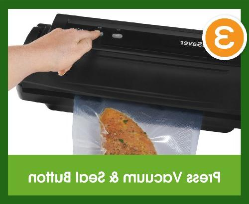Foodsaver Sealer - Black