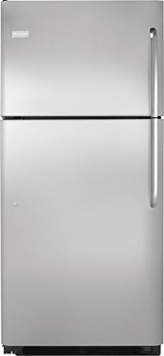 Frigidaire - 20.5 Cu. Ft. Top-freezer Refrigerator - Stainle