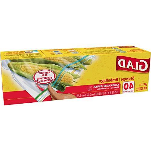 Glad Food Plastic -