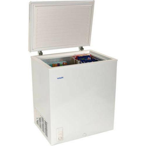 Haier - 5 Cu. Ft. Chest Freezer - White