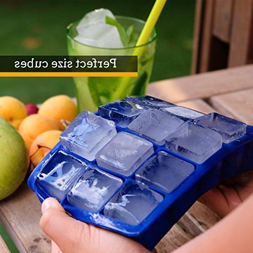 Perfect Silicone Cube Tray, 2, Aftertaste!