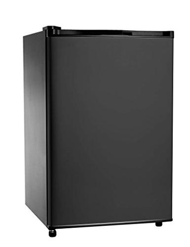 RCA-IGLOO 4.5 Cubic Foot Fridge, Black
