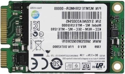Samsung PM851 Series MZMTE128HMGR-00000 mSATA 128GB SATA III