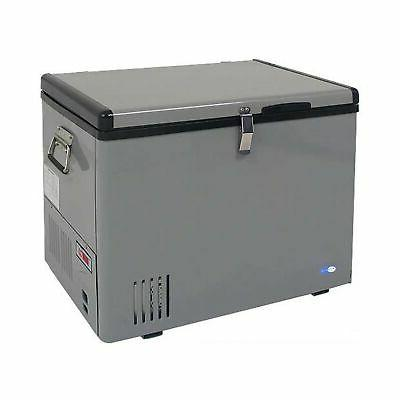 Whynter - 1.8 Cu. Ft. Portable Compact Refrigerator/freezer
