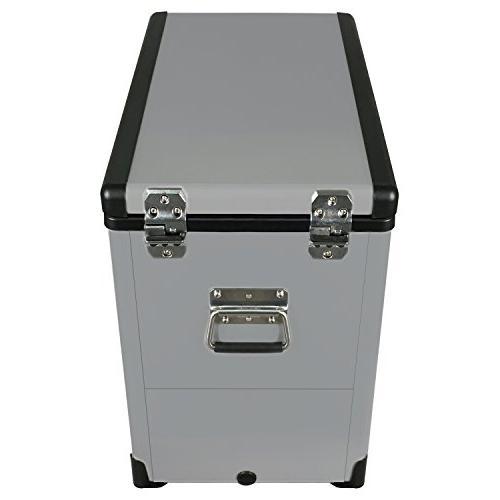 Whynter - Elite Cu. Compact Refrigerator
