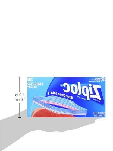 Ziploc 3 pack, 38ct