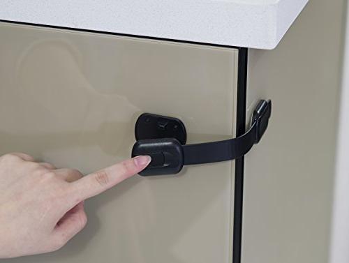 WONDERKID Reusable - to Proof Doors & Appliances