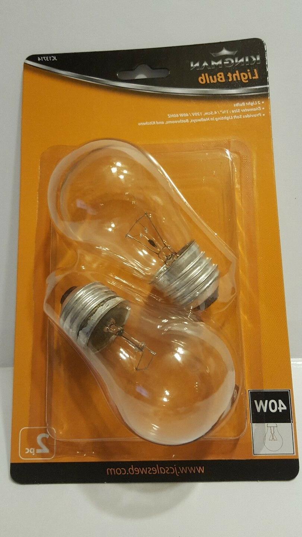 Appliance Light Bulb Freezer Oven A15