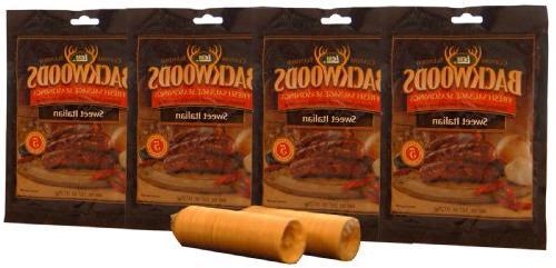 backwoods sweet italian sausage kit