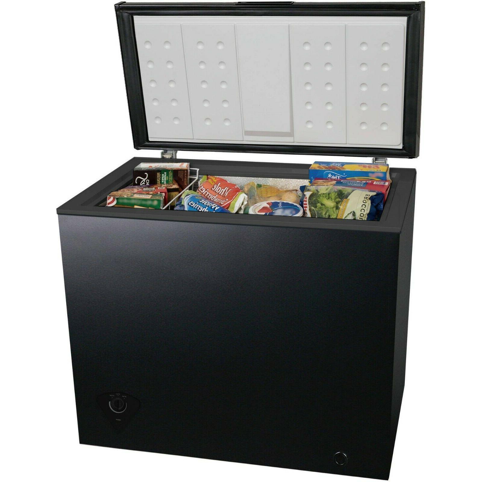 Chest Deep Freezer 7 Cu Ft Compact Dorm Upright Apartment Ho