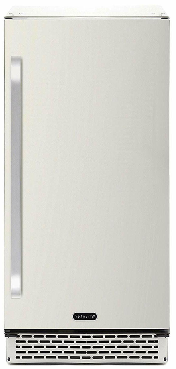 Whynter BOR-326FS Stainless Steel 3.2 cu. ft. Indoor/Outdoor