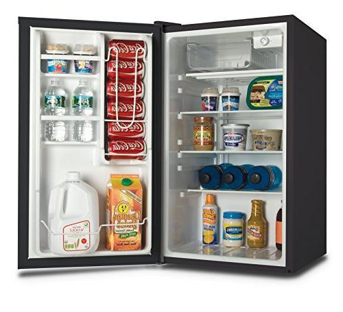 Commercial CCR40B R600a Refrigerant, Black