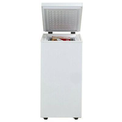 Avanti CF24Q0W 2.4 Ft. Energy Freezer