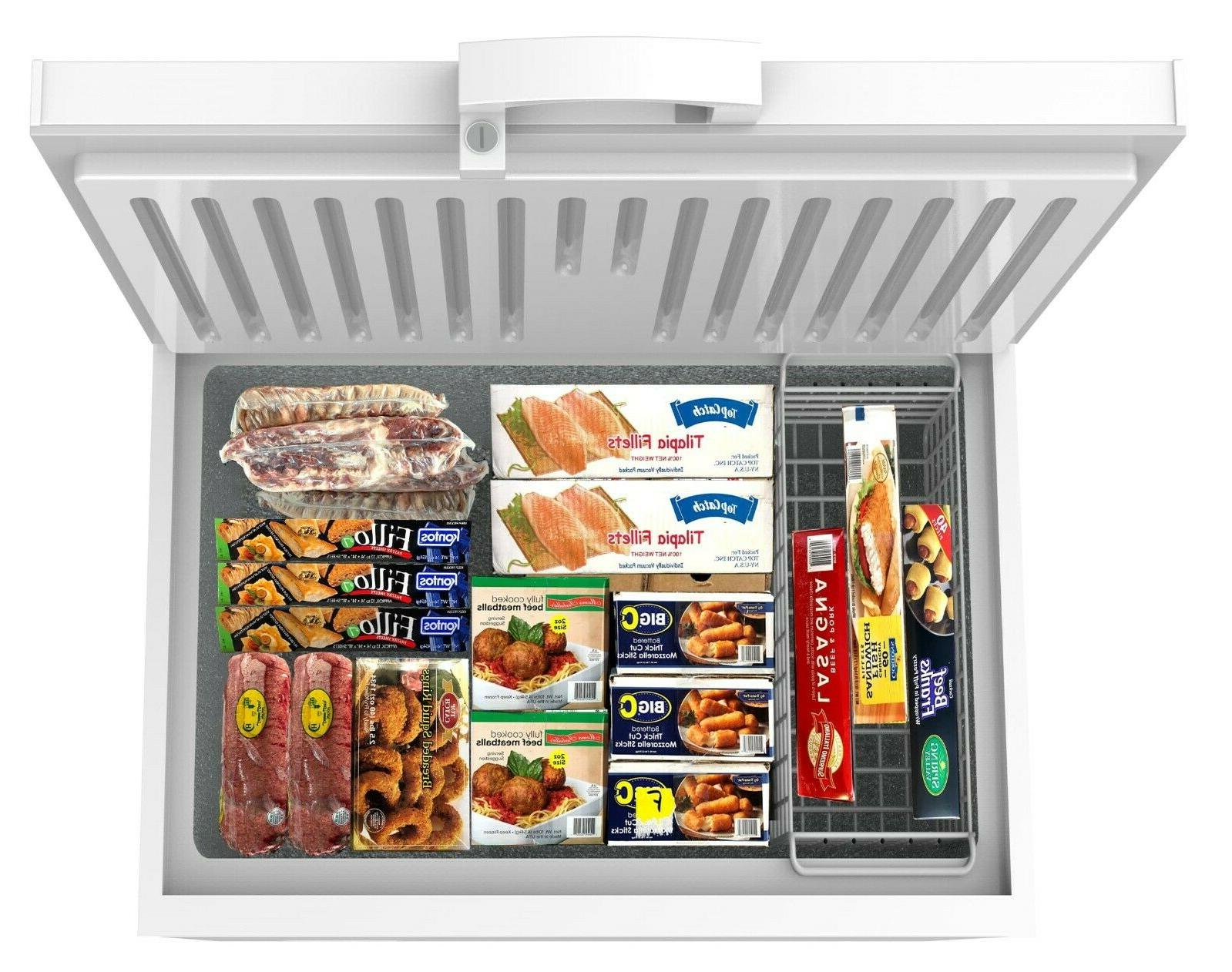 Chest Freezer Ft. For
