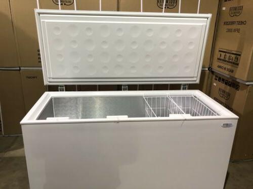 Koolwater Freezer 16.2 Cu Storage Freezer