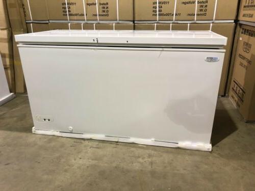 chest freezer 16 2 cu ft cold