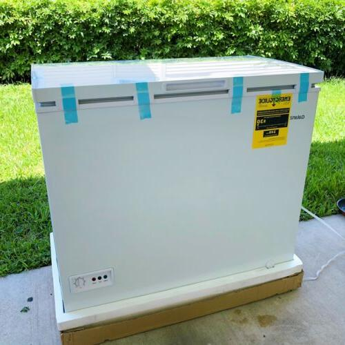 Chest Freezer 5.0 FT Galanz Control