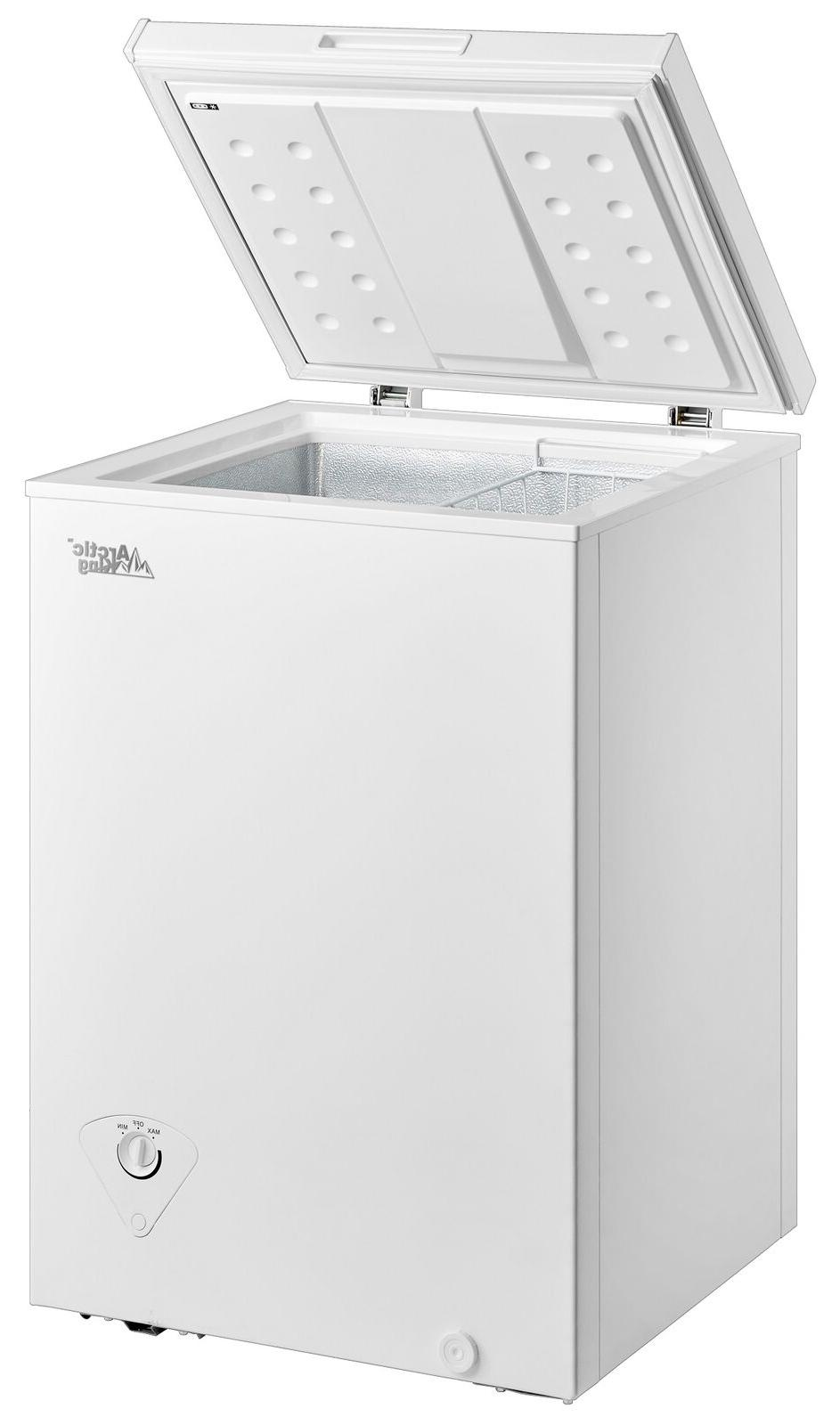 Chest Freezer Deep Ft Freeze Drain
