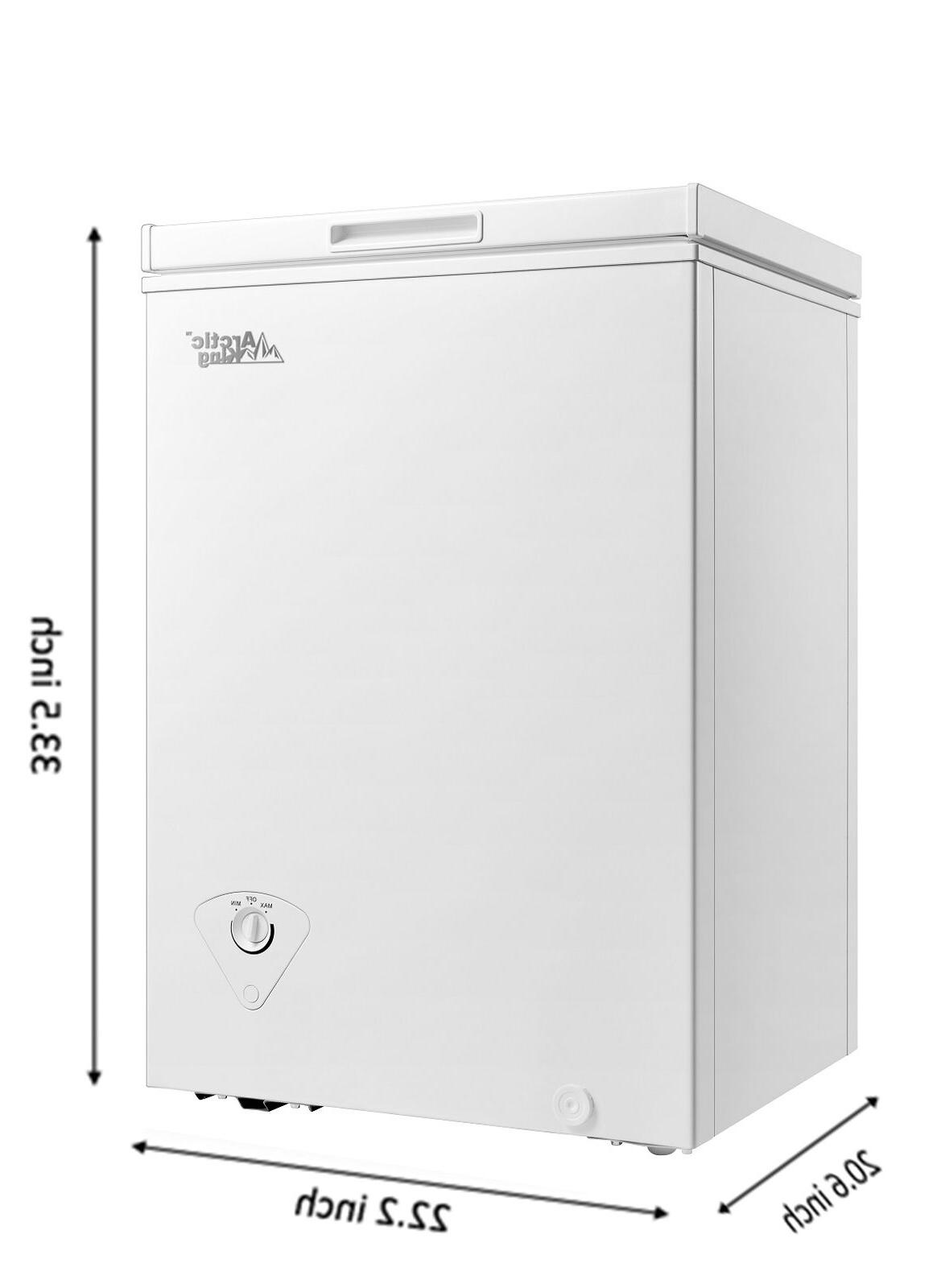 Arctic King 3.5 cu.ft Chest Freezer - FAST SHIPPING