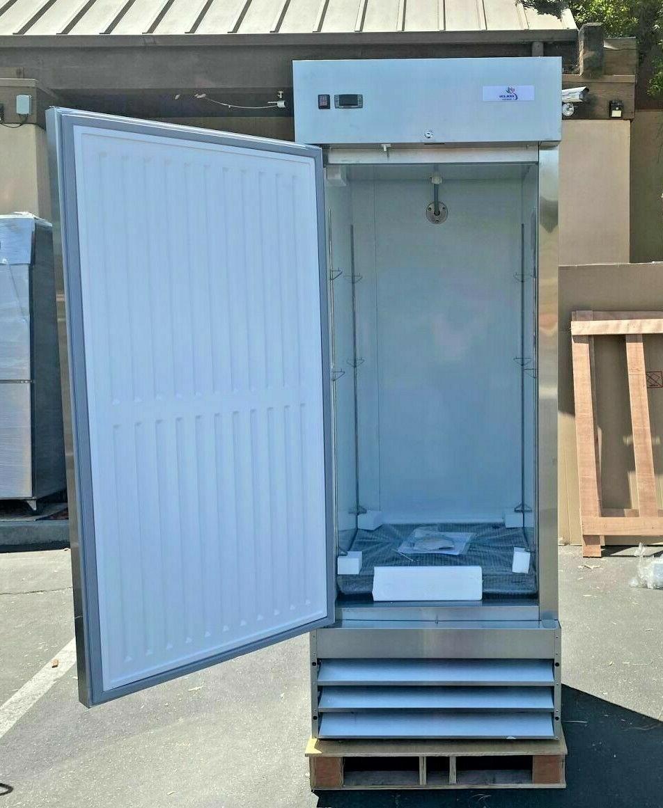 Commercial Reach Single Door Upright Kitchen 1 NSF ETL