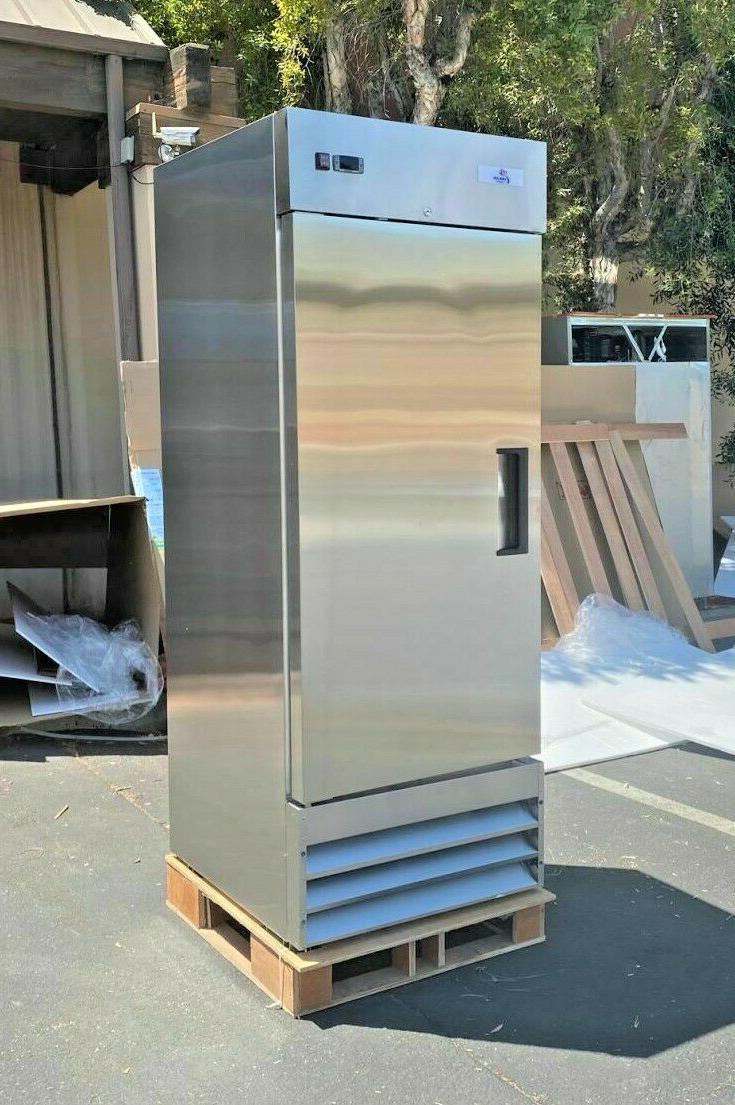 Commercial Reach One Single Door Freezer Kitchen ETL