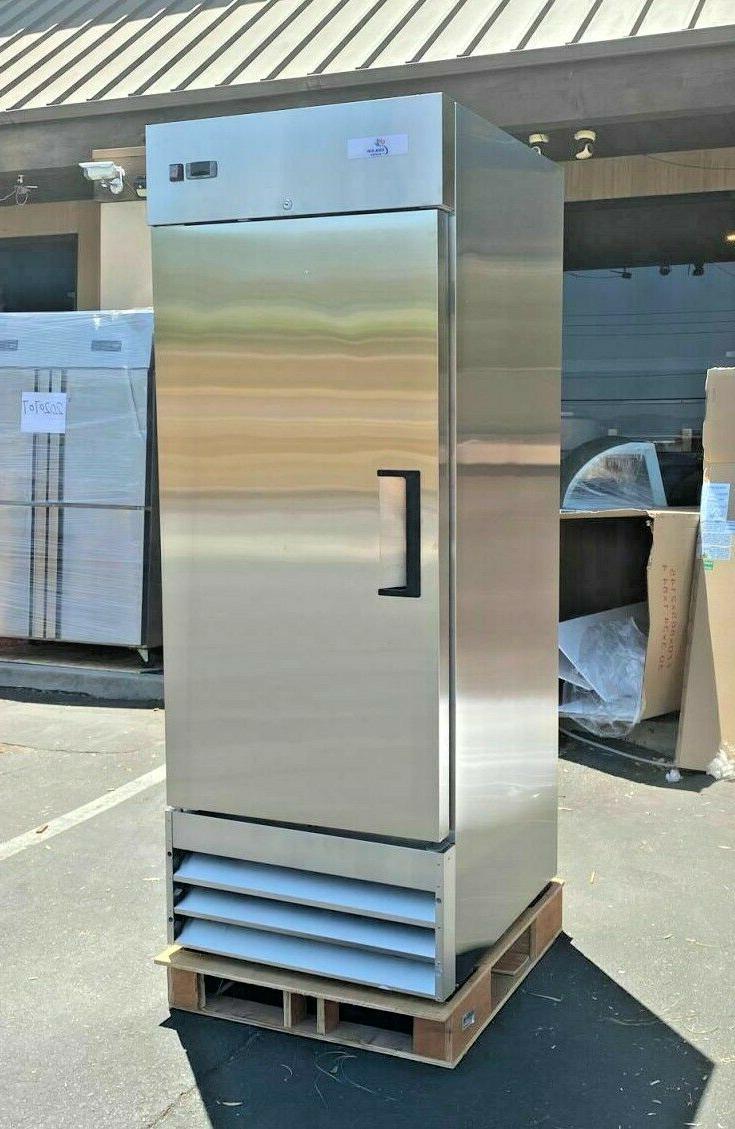 Commercial Single Door Freezer Kitchen New ETL