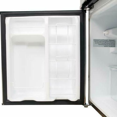 Compact Freezer Steel 3.1 Energy Star Automatic