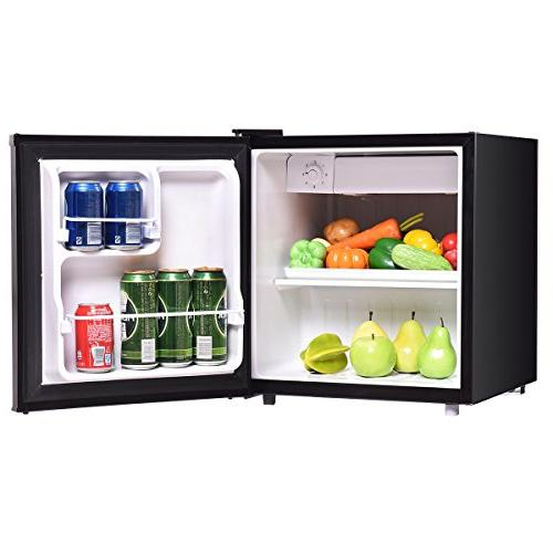 Costway and Freezer Cooler Fridge,1.7