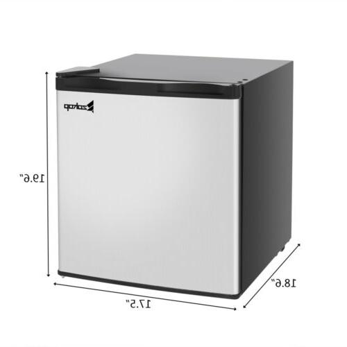 ZOKOP Upright Upright Freezer Small refrigerator