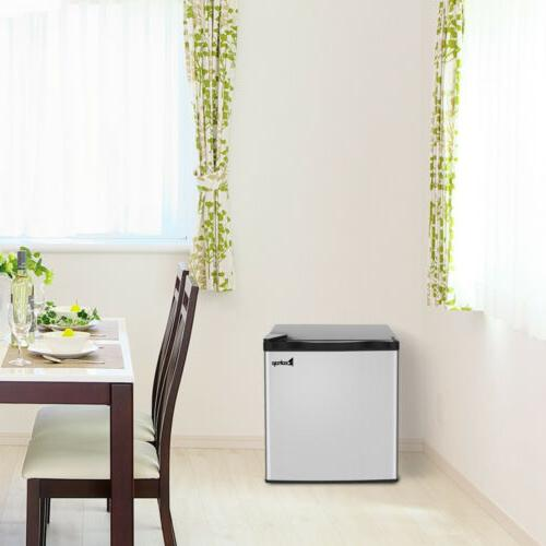 ZOKOP Compact Upright Small refrigerator