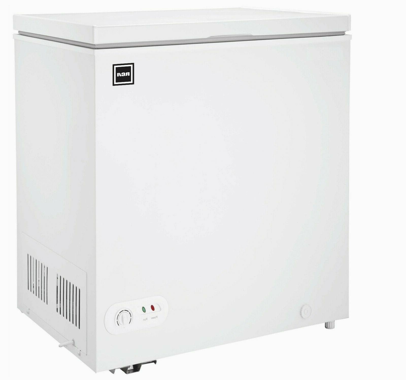 RCA Congeladores Freezer APT Dorm Large 3.5 Chest Deep Best
