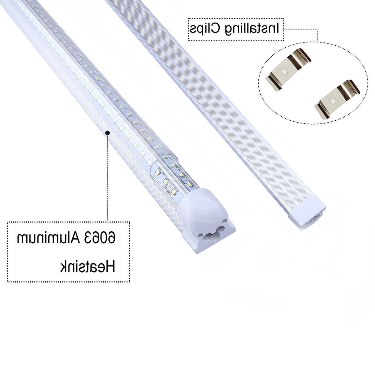 120W Integrated LED Tube Shaped COOLER/FREEZER Shop Light