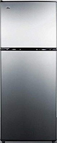 CP972SS 22 Top Freezer Refrigerator with 7.1 cu. ft. Capacit