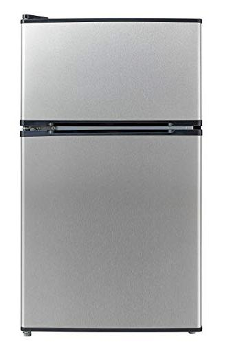 Emerson CR510BSSE Compact Double Stainless Steel