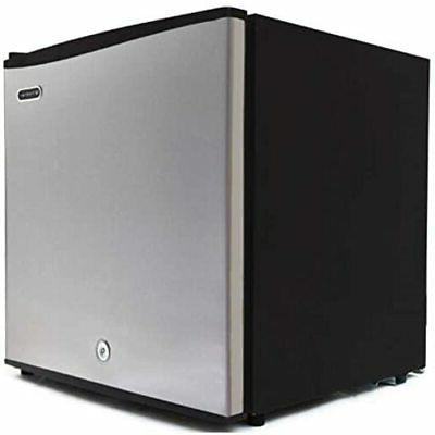 Whynter CUF-112SS 1.1 cubic Freezer Stainless Steel