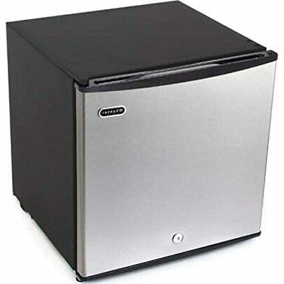 Whynter CUF-112SS Energy 1.1 feet Freezer Stainless Steel