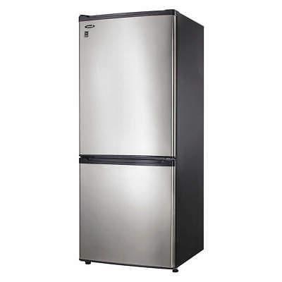dan refrigerator bottom freezer 9 2 cu