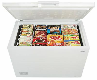 Danby DCFM110B1 Wide Capacity Chest Freezer Adjustable W