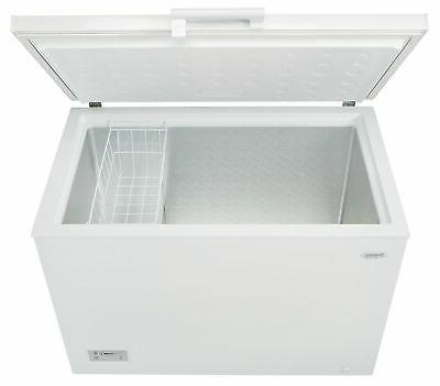 Danby Wide Capacity Freezer with Adjustable W