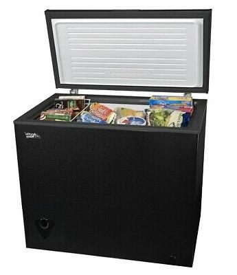 deep freezer chest 7 cu ft compact