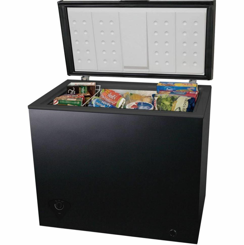 Deep Freezer Chest 7cf 7 Cu Ft Upright Compact Dorm Apartmen