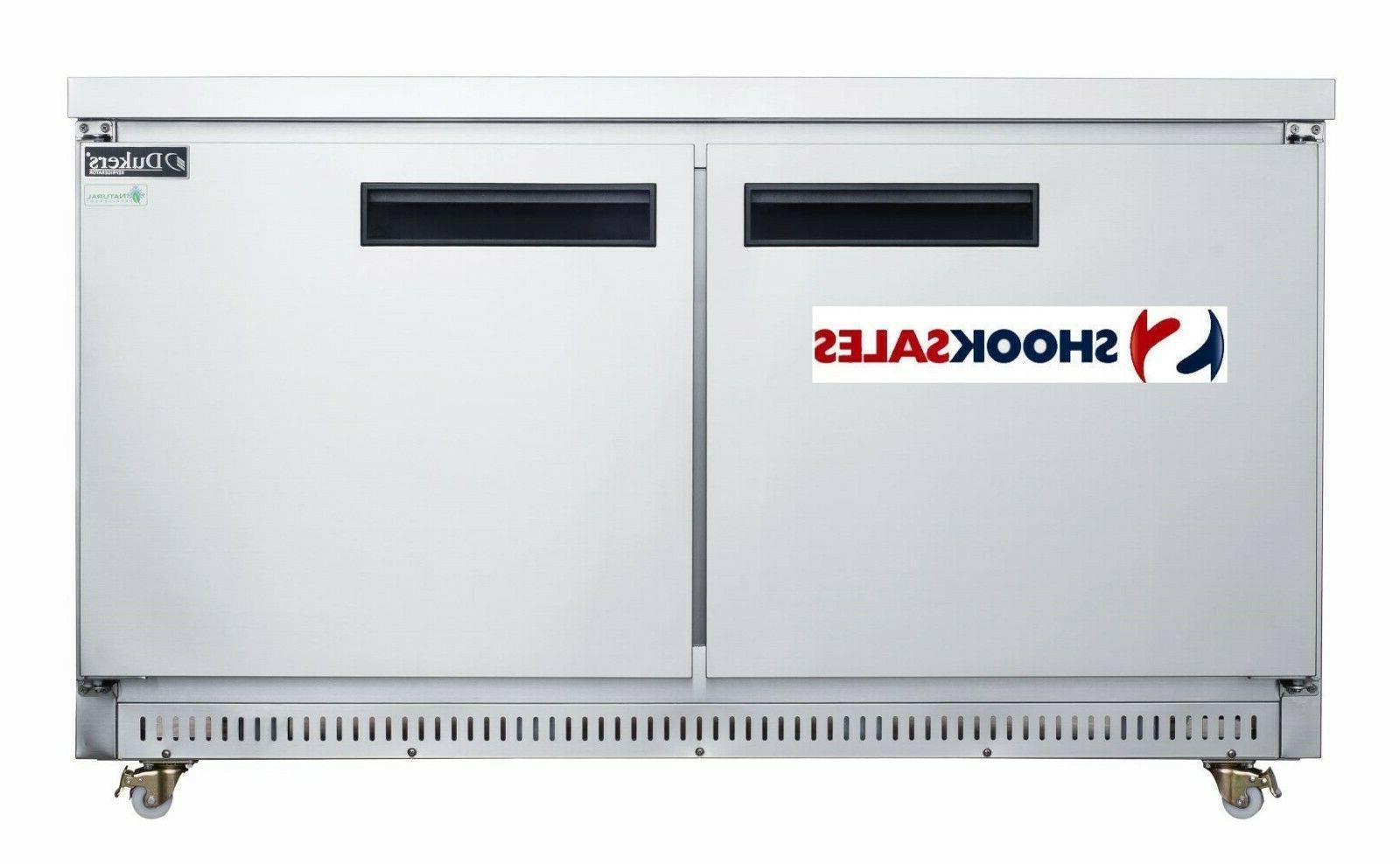 Dukers DUC60F Freezer 15.5 cu. GREAT