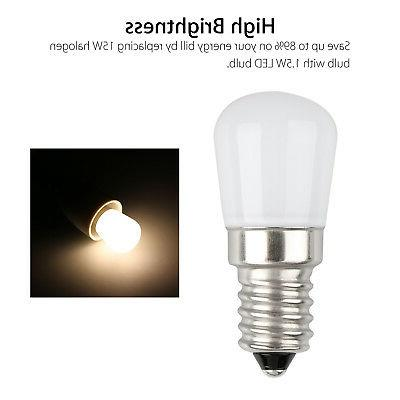 E14 Light Bulb SMD2835 Freezer Cool/Warm White Lamp