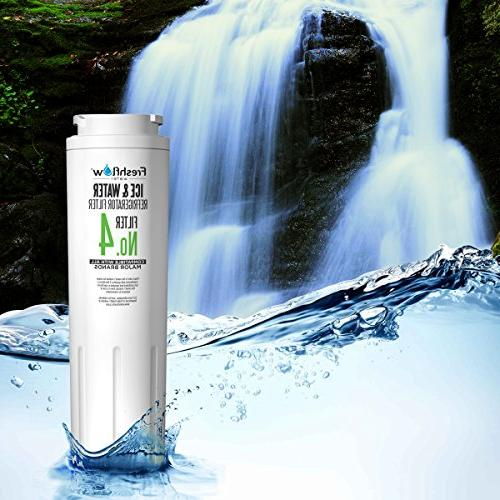 Refrigerator Filter EDR4RXD1, UKF8001AXX Found Leading Name Brands Of Bottom Freezer Side-By-Side By Water