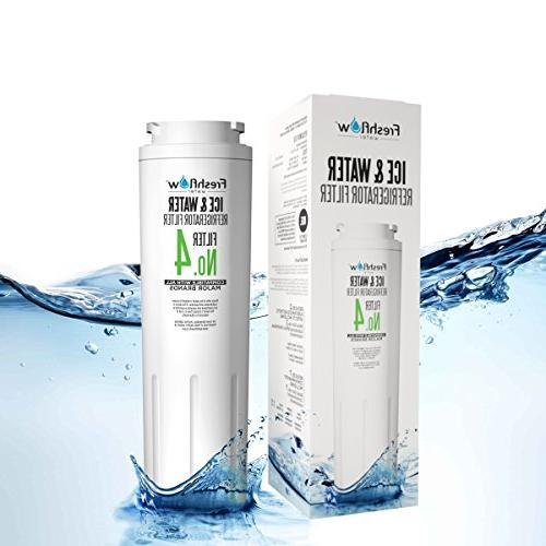 Refrigerator Water Filter Replacement For Models EDR4RXD1, Leading Big Of Freezer And Side-By-Side - By