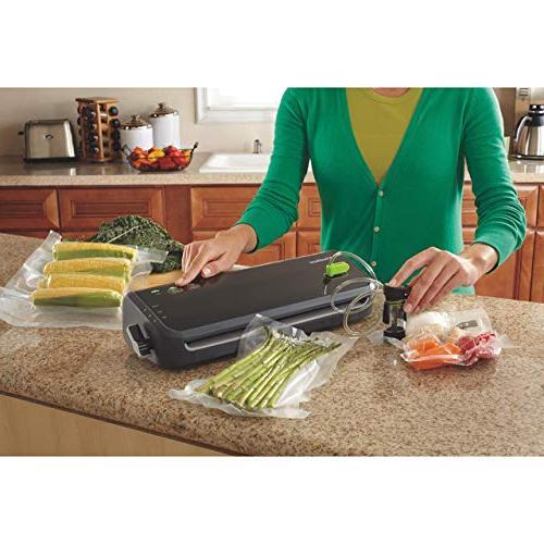 FoodSaver Sealer Machine Starter & Certified |